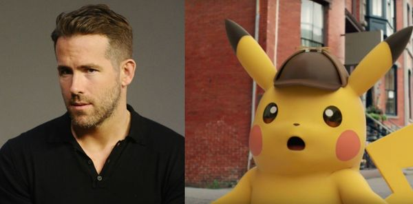Ryan Reynolds set to star in Pokémon's live-action 'Detective Pikachu'