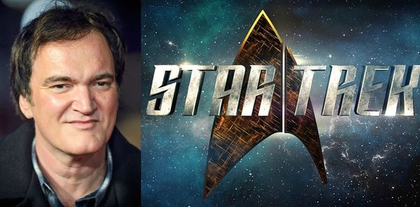 Quentin Tarantino and J.J. Abrams developing the next Star Trek film