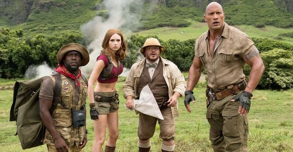 'Jumanji: Welcome to the Jungle' writers returning for the sequel