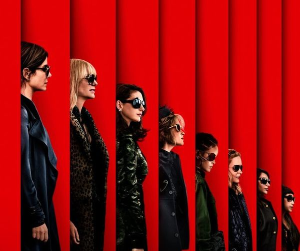 Every Con Looks Stylin' and Profilin' In The Official Poster For 'Ocean's 8'