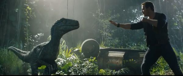 First official trailer for 'Jurassic World: Fallen Kingdom'