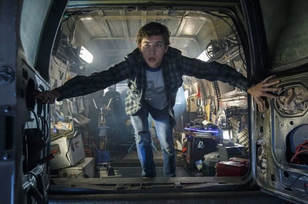Steven Spielberg and Ernest Cline talk 'Ready Player One' in the latest featurette