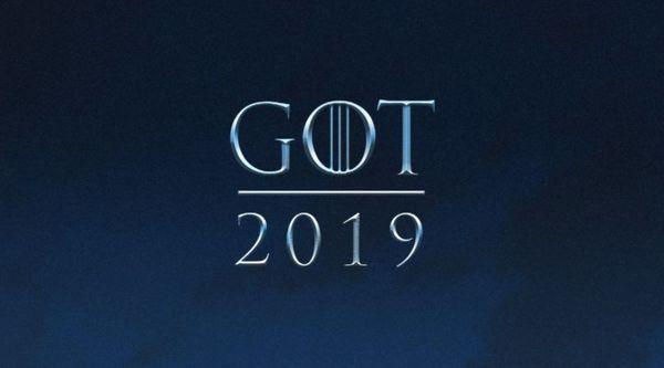 'Game of Thrones' Returns 2019