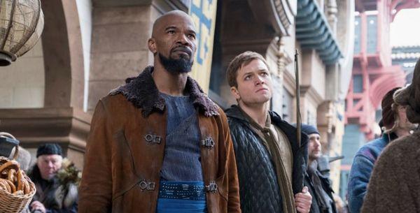 'Robin Hood' First Look Set Photos
