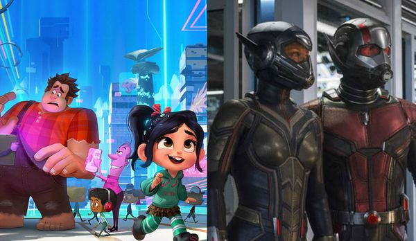 Sequel News: New 'Ant-Man and the Wasp' image and 'Wreck-It Ralph 2' synopsis revealed