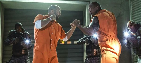 "'John Wick' and 'Deadpool 2' director in talks to direct Universal's ""Hobbs and Shaw"" Spin-off"