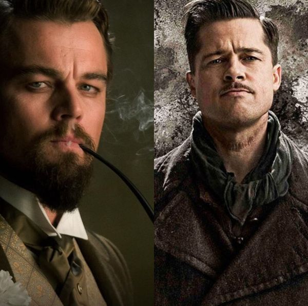 Brad Pitt joins Leonardo DiCaprio in Quentin Tarantino's 'Once Upon A Time In Hollywood'