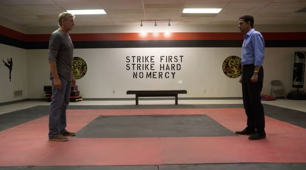 First Look at YouTube Red's 'Karate Kid' Sequel Series 'Cobra Kai'