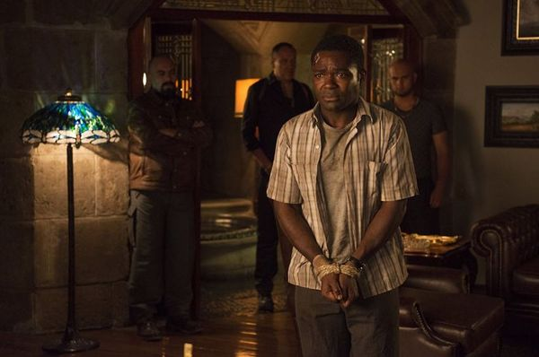 'Gringo' review