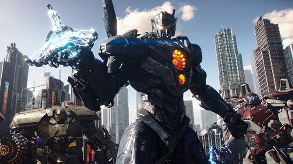 'Pacific Rim: Uprising' Beats 'Black Panther' At The Box Office