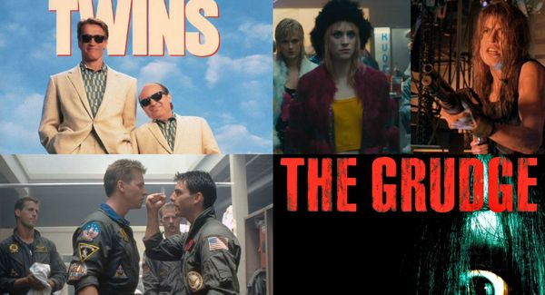 Film News: 'Top Gun: Maverick', 'Terminator', 'Triplets' and 'The Grudge'