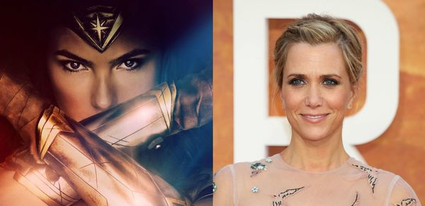 Patty Jenkins confirms Kristen Wiig will co-star in 'Wonder Woman 2'