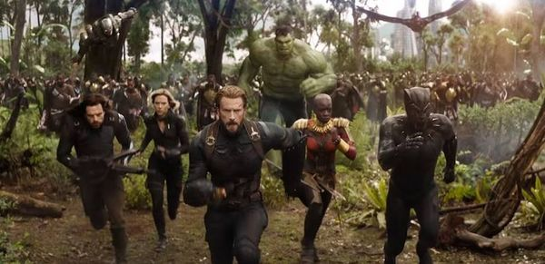 'Avengers: Infinity War' Release Date Moves Up One Week To April 27