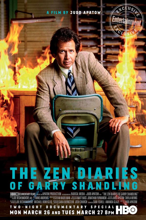 The Zen Diaries of Garry Shandling continues the subject's undying search for truth