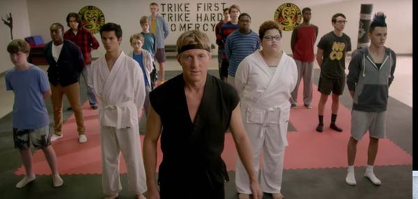 (Official Trailer) 'Cobra Kai' features a new generation of recruits led by Sensei Johnny Lawrence