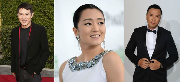 Disney's 'Mulan' adds Jet Li, Donnie Yen, and Gong Li