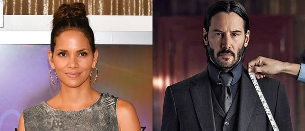 Report: Lionsgate Eyeing Halle Berry for 'John Wick: Chapter 3'