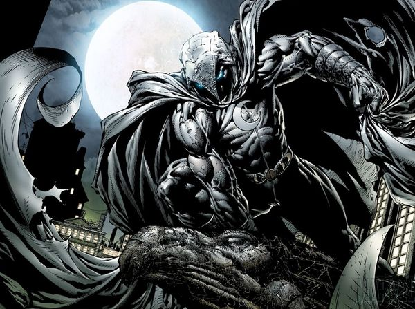 'Moon Knight' Is The Latest Character to be Revealed in Marvel's Future Plans