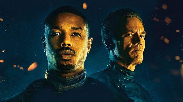 'Fahrenheit 451' Trailer Starring Michael B. Jordan and Michael Shannon