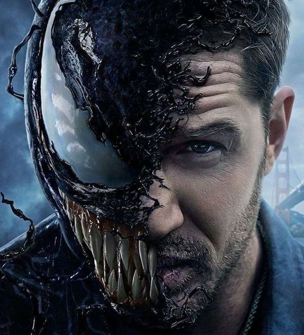 Official Trailer and Poster for Sony's 'Venom'