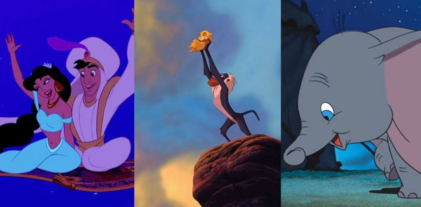 Disney Unveils New Footage From 'The Lion King', 'Aladdin', and 'Dumbo' at CinemaCon