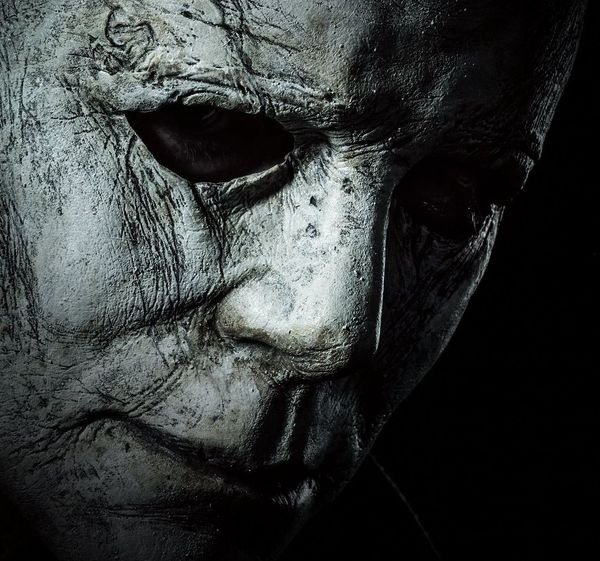Official poster for Blumhouse Productions 'Halloween' Sequel