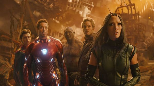 'Avengers: Infinity War' Looks To Dethrone 'The Force Awakens' As Highest Domestic Debut of All Time