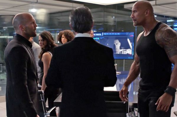 "'Hobbs and Shaw' spin-off described as Fast & Furious ""with a shot of Lethal Weapon"""
