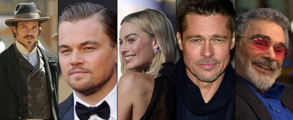 Tarantino's 'Once Upon a Time In Hollywood' adds Timothy Olyphant, Burt Reynolds, and Kurt Russell