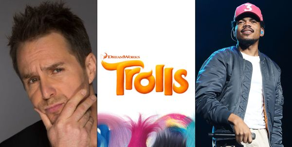 Sam Rockwell and Chance the Rapper join DreamWorks Animations 'Trolls 2'