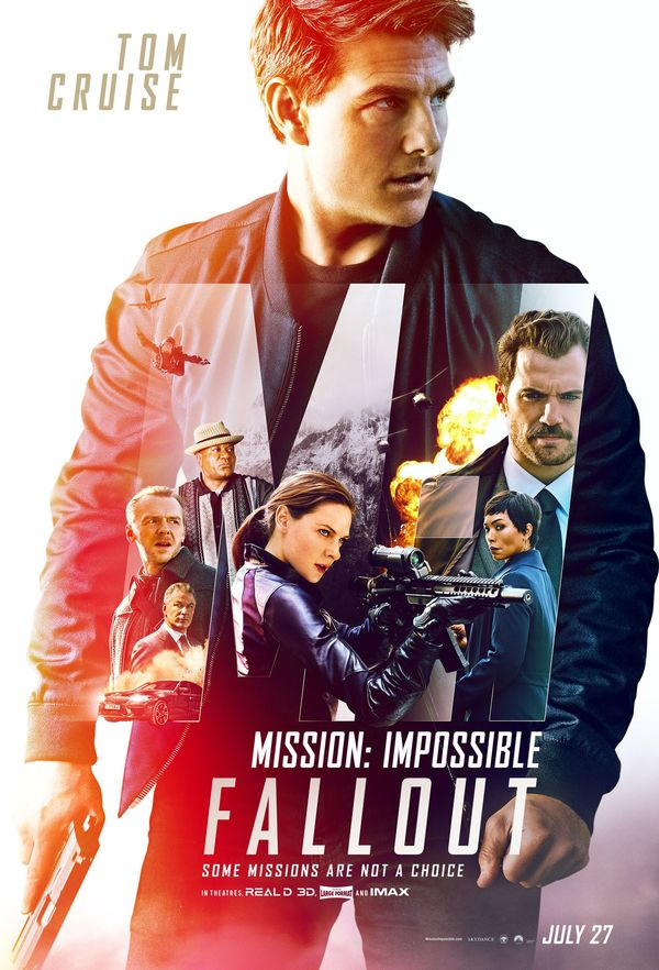 New 'Mission: Impossible - Fallout' Trailer