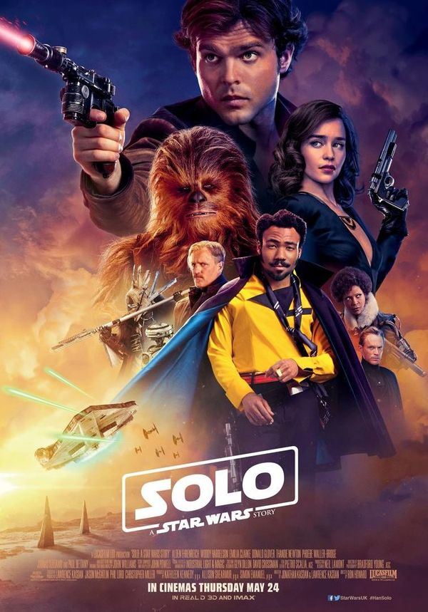 'Solo: A Star Wars Story' Review: A Satisfying Entry Inside The Star Wars Universe