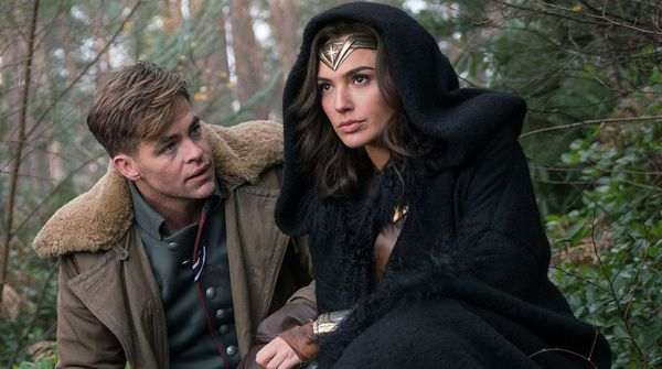 'Wonder Woman' Sequel: Welcome Back Steve Trevor