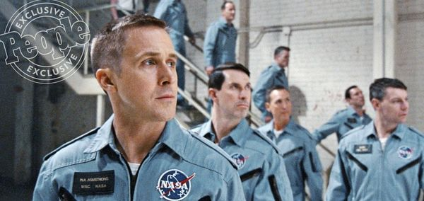 Damien Chazelle's 'First Man' Sneak Peek Photos