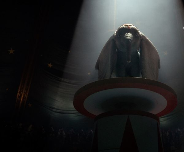 First Trailer For Disney's 'Dumbo'