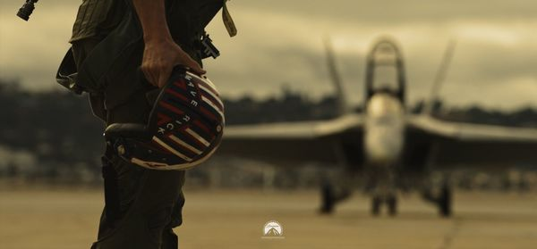 First footage of TOP GUN: MAVERICK revealed at Paramount's CineEurope presentation