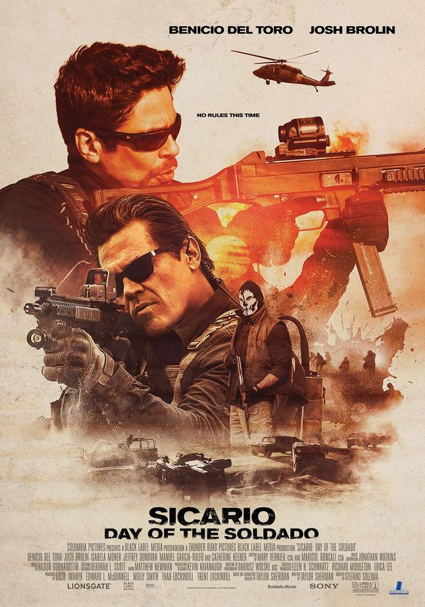 'Sicario: Day of the Soldado' First Reactions