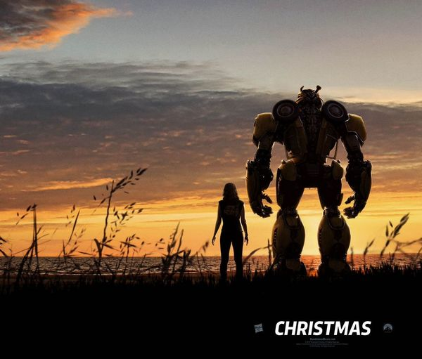 First Trailer For Travis Knight's 'Bumblebee: The Movie'