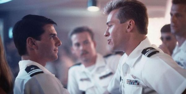 "Val Kilmer aka ""Iceman"" returns for 'Top Gun 2'"