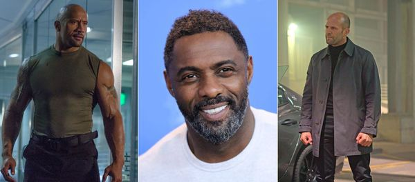 Idris Elba joins Universal's 'Fast and Furious' spin-off