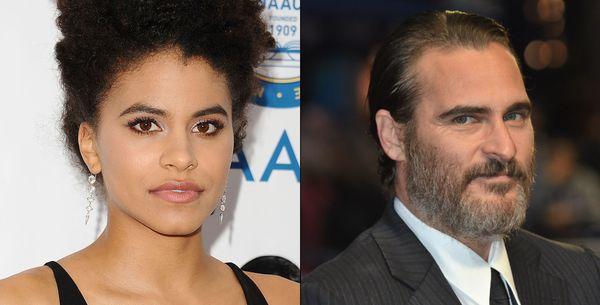 Zazie Beetz circling Warner Bros. 'JOKER' opposite Joaquin Phoenix
