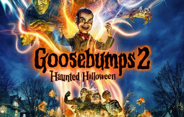 First Trailer for 'Goosebumps 2: Haunted Halloween'