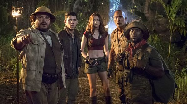 The sequel to 'Jumanji: Welcome to the Jungle' set for December 2019
