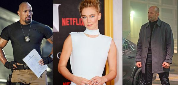 Vanessa Kirby Joins Dwayne Johnson and Jason Statham in Universal's 'Fast and Furious' Spin-off