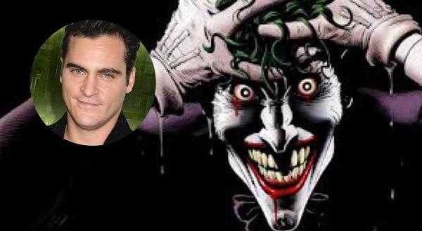 Joaquin Phoenix set to star in Warner Bros. JOKER origins film; Production slated for September