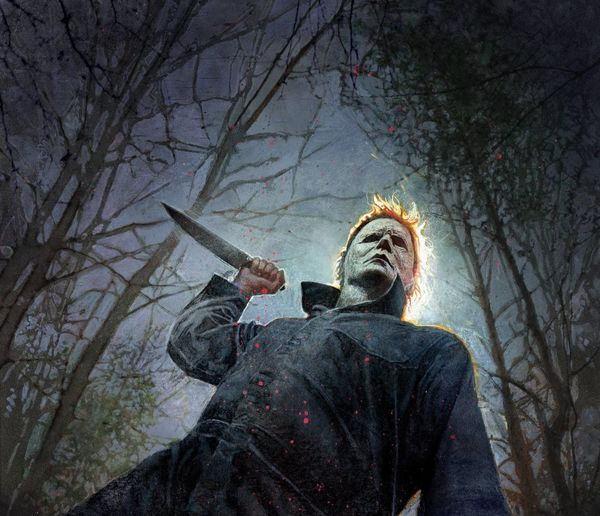 'Halloween' Exclusive San Diego Comic Con Poster
