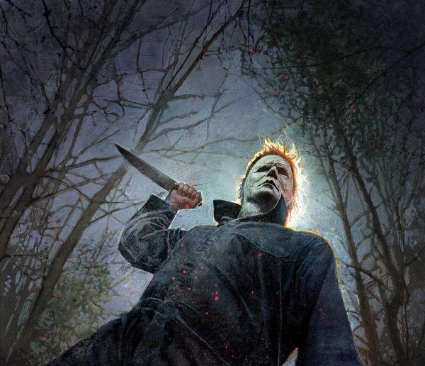 'Halloween' Exclusive San Diego Comic Con Poster
