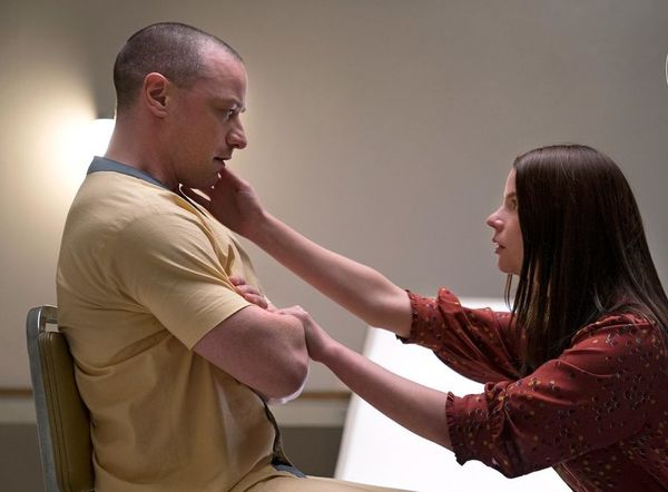 First Look Photos - M. Night Shyamalan's 'GLASS'