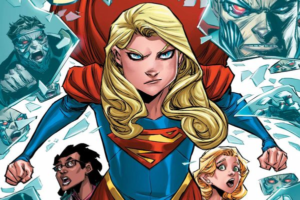 'Supergirl' movie in the works for Warner Bros and DC
