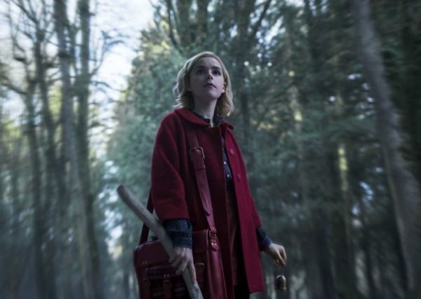 'The Chilling Adventures of Sabrina' First Look Photos